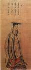 人物名画0077,人物名画,中华文化,官员 朝服 打扮