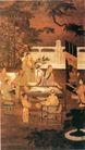 人物名画0080,人物名画,中华文化,文人 墨客 聚会