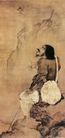 人物名画0085,人物名画,中华文化,观望 人物 名画