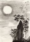 古代风景0050,古代风景,中华文化,竹子