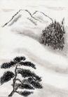 古代风景0087,古代风景,中华文化,模糊 模样 名胜