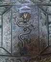 钟鼎器皿0073,钟鼎器皿,中华文化,壁纹 屏风 舞龙