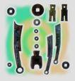 青铜艺术0073,青铜艺术,中华文化,刀币 战国 通货