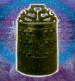青铜艺术0074,青铜艺术,中华文化,独钟 圆柱 长筒