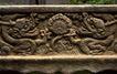中国雕刻0035,中国雕刻,中华文化,纹理 花纹 龙纹