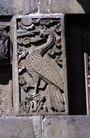 中国雕刻0073,中国雕刻,中华文化,石碑 雕像 孔雀