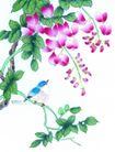 花鸟国画0051,花鸟国画,中华文化,