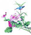 花鸟国画0052,花鸟国画,中华文化,