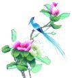 花鸟国画0057,花鸟国画,中华文化,
