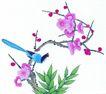 花鸟国画0058,花鸟国画,中华文化,