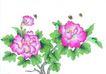 花鸟国画0082,花鸟国画,中华文化,民间 艺术 作品