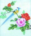 花鸟国画0102,花鸟国画,中华文化,鸟儿 牡丹 国画