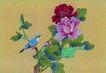 花鸟国画0105,花鸟国画,中华文化,鲜美花朵