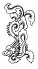 龙纹0445,龙纹,中华文化,