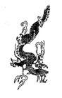 龙纹0458,龙纹,中华文化,