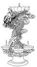龙纹0471,龙纹,中华文化,