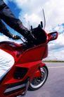 现代运输0029,现代运输,交通,骑摩托车 赛车 行驶