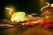 现代运输0040,现代运输,交通,夜色 灯光 灯影