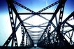现代运输0064,现代运输,交通,钢架 蓝天 建筑