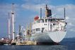 深海船舶0051,深海船舶,交通,现代交通 货船 工作人员