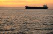 深海船舶0068,深海船舶,交通,海运 物流 客船 黄昏 海景