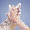 情侣婚姻物品0164,情侣婚姻物品,喜庆婚姻,白纱手套