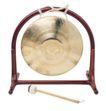 传统弦器乐器0020,传统弦器乐器,乐器钟鼎,铜锣 敲打 响乐