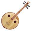 传统弦器乐器0054,传统弦器乐器,乐器钟鼎,
