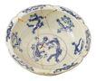 玉饰古董器皿0062,玉饰古董器皿,古玩吉祥,瓷碗 裂纹 文物