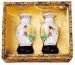 玉饰古董器皿0077,玉饰古董器皿,古玩吉祥,一对 玉瓶 贵重