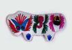 传统工艺0006,传统工艺,古玩吉祥,绵羊 体形 针锈