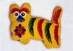 传统工艺0010,传统工艺,古玩吉祥,黄猫 瞪眼 夜视