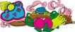 吉祥物品0071,吉祥物品,古玩吉祥,紫色 仙桃 吉利