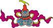 吉祥物品0079,吉祥物品,古玩吉祥,葫芦 飘带 装酒