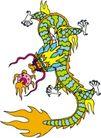 龙纹百龙夺珠0063,龙纹百龙夺珠,古玩吉祥,火龙 火珠 戏珠