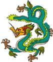 龙纹百龙夺珠0092,龙纹百龙夺珠,古玩吉祥,飞龙 神话 传奇
