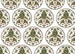 古典布纹0038,古典布纹,纹饰雕塑,圆形 形状 底色