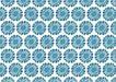 花草布纹0022,花草布纹,纹饰雕塑,蓝布 花朵 装点