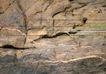 翠石纹0064,翠石纹,纹饰雕塑,峭壁 石块 风化
