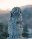 狮艺0058,狮艺,纹饰雕塑,