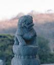 狮艺0059,狮艺,纹饰雕塑,