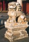 狮艺0072,狮艺,纹饰雕塑,狮座 镇守 门外