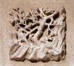 花纹墙饰0046,花纹墙饰,纹饰雕塑,
