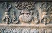 花纹墙饰0088,花纹墙饰,纹饰雕塑,珍品 留传 文化