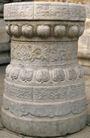 石柱饰0046,石柱饰,纹饰雕塑,
