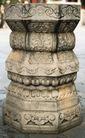 石柱饰0054,石柱饰,纹饰雕塑,