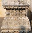 石柱饰0055,石柱饰,纹饰雕塑,