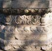 石柱饰0056,石柱饰,纹饰雕塑,