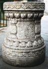 石柱饰0058,石柱饰,纹饰雕塑,