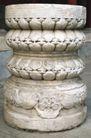 石柱饰0072,石柱饰,纹饰雕塑,石莲 花台 石座
